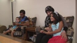 A Syrian Family Comes to America