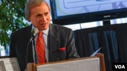 Steve Ember at the New York Festivals International Radio Awards on June 17th, 2013