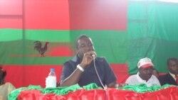 Três partidos angolanos abrem processo judicial pela detenção de parlamentares da UNITA - 1:26