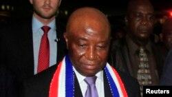 Joseph Nyumah Boakai, vice-président du Liberia