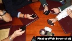 Cell Phones in Meetings