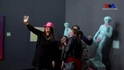 'Selfie' Müzesine Büyük İlgi