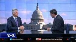 Intervistë me Presidentin e Kosovës, Hashim Thaci