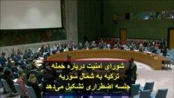 شورای امنیت درباره حمله ترکیه به شمال سوریه جلسه اضطراری تشکیل میدهد