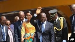 Democratic Republic of Congo in Transition - Straight Talk Africa [simulcast]