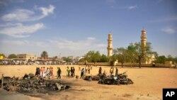 Nigeria : un double attentat sur un marché de Maiduguri
