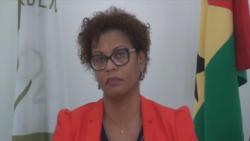 Bastonária Célia Possér