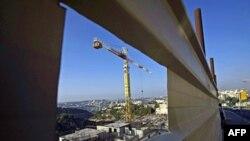 Doğu Kudüs'ün tartışmalı Gilo semtindeki Yahudi yerleşimi inşaatları