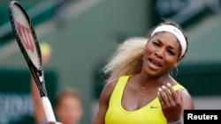 Serena Williams, fue eliminada por la española de origen venezolano Garbiñe Muguruza.