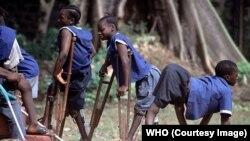طرح مبارزه با فلج اطفال