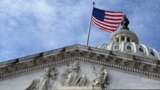 រូបឯកសារ៖ វិមានសភា Capitol Hill ដែលមានទីតាំងនៅក្នុងរដ្ឋធានីវ៉ាស៊ីនតោន សហរដ្ឋអាមេរិក កាលពីថ្ងៃទី២៤ ខែតុលា ឆ្នាំ២០២១។