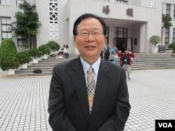 台湾执政党国民党立委林德福