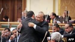Inauguralna sednica Donjeg doma egipatskog parlamenta