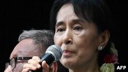 Lãnh đạo dân chủ Miến Ðiện Aung San Suu Kyi