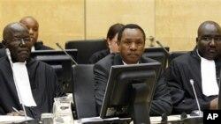 Ikibazo cy'umutekano w'abatangabuhamya ba Kenya i La Haye