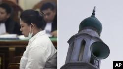 Meiliana divonis 18 bulan penjara dalam kasus penistaan agama. (Foto: dok).
