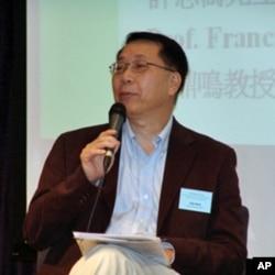 雷鼎鸣,香港科技大学经济系教授