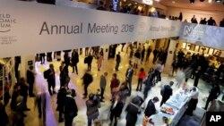 Svjetski ekonomski forum u Davosu, 23. januar 2019.