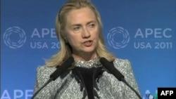 Ngoại trưởng Clinton sẽ đi thăm Miến Điện vào tháng tới