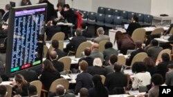 유엔 본회의장 (자료 사진)