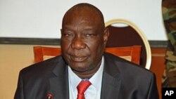 Michel Djotodia, shugaban 'yan tawaye da ya ayyana kansa shugaban kasa a jamhuriyar Afirka ta tsdakiya