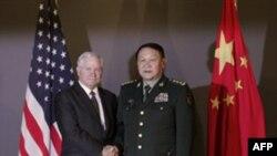 Визит министра обороны США Роберта Гейтса в Китай