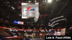 Republican National Convention, Cleveland, Ohio.
