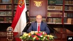 رئیس جمهور مستعفی یمن
