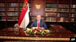 El presidente yemení, Abd Rabbuh Mansour Hadi, dice haber alcanzado acuerdo con rebeldes.