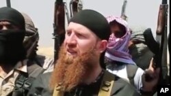 الشیشانی به نام عمر چیچینی نیز معروف بود.