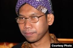 Suharto, Direktur Sigab. (Foto: Suharto)