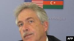 Ուիլյամ Բըրնս. «Ղարաբաղյան հակամարտությունը ռազմական լուծում չունի»