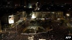 Площадь в центре Тель-Авива