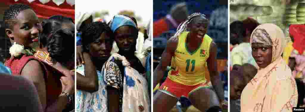Les femmes africaines font face à de nombreux défis au sein de leurs sociétés.