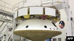 NASA iki illik Mars missiyasına start verdi