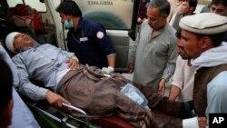 بیشتر قربانیان این حمله کارمندان وزارت احیا و انکشاف دهات افغانستان بودند