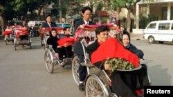 Ảnh minh họa: Một đám hỏi ở Việt Nam.