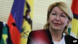 Luisa Ortega Diaz, Umushingwamanza mukuru muri Venezuela.