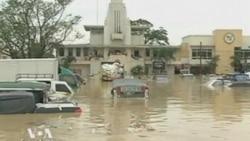 Филиппины подвергаются ударам стихии
