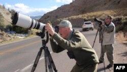 Йеллоустоун: туристы в краю желтых камней