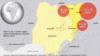 Adamawa, Yobe and Borno, jihohin da rikicin Boko Haram tafi yiwa barna.