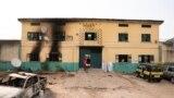 Entrada da prisão de Oyo (foto de arquivo)