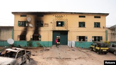 Nigerian Gunmen Attack Jail, Free Over 575 800 Inmates
