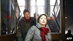 Алексей Козлов и Ольга Романова