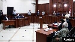 Суд над Вано Мерабишвили