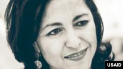 Nadia Cherrouk, direktris rejyonal PADF
