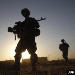 Američki vojnici u pokrajini Kandahar