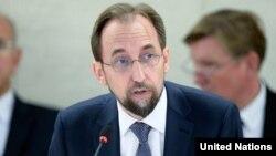 联合国高级人权专员扎伊德
