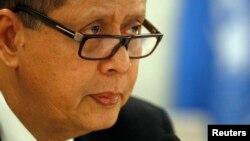 联合国人权调查员马祖基•达鲁斯曼