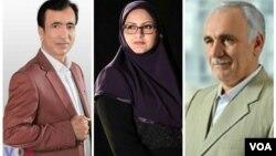 سه اطلاحطلبی که شورای نگهبان مانع ورود آنها به مجلس شد: بیتالله عبدالهی، مینو خالقی و خالد زمزمنژاد